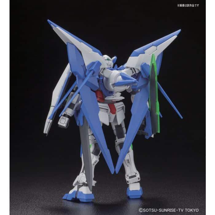 High Grade Gundam Amazing Exia Pose 2