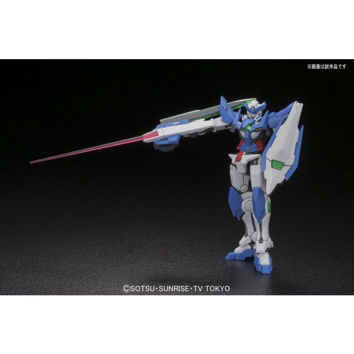 High Grade Gundam Amazing Exia Pose 4