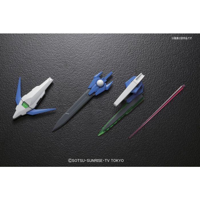 High Grade Gundam Amazing Exia Pose 5