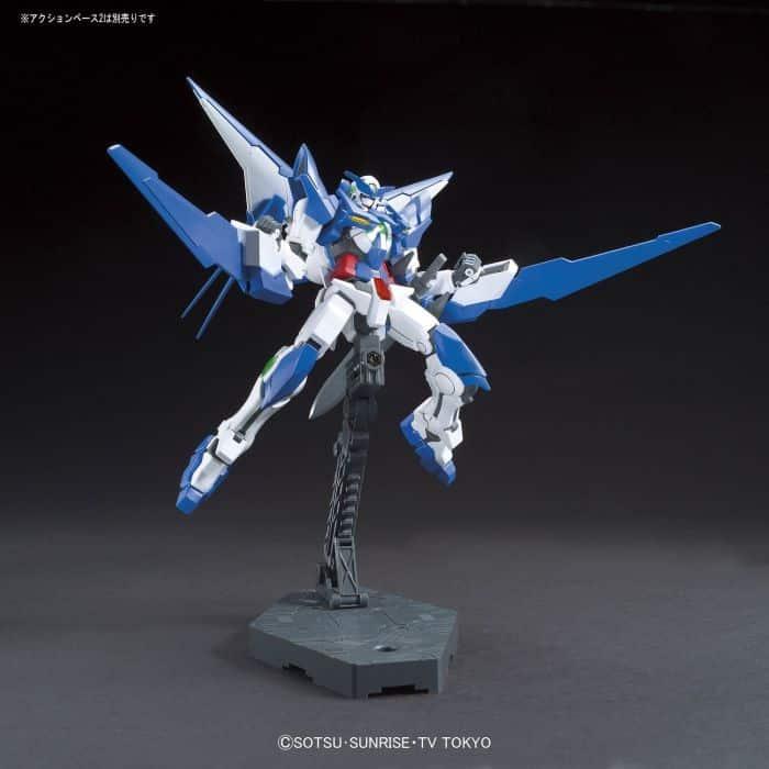High Grade Gundam Amazing Exia Pose 7
