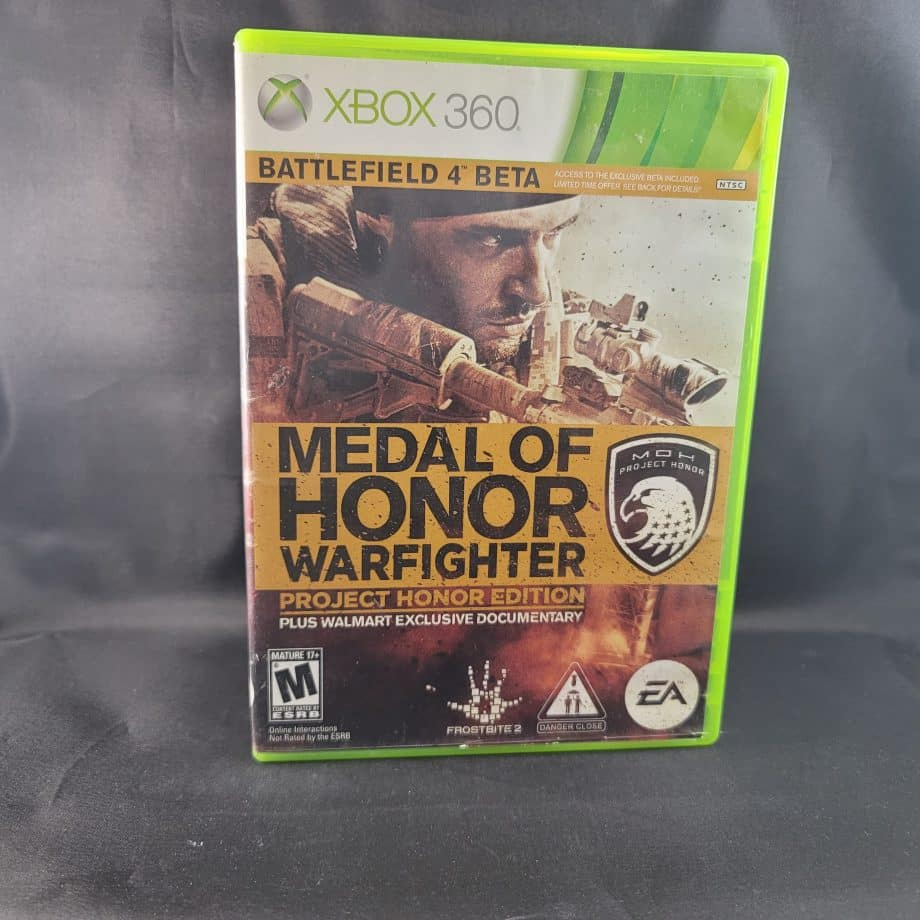 Medal Of Honor Warfighter [Project Honor Edition]