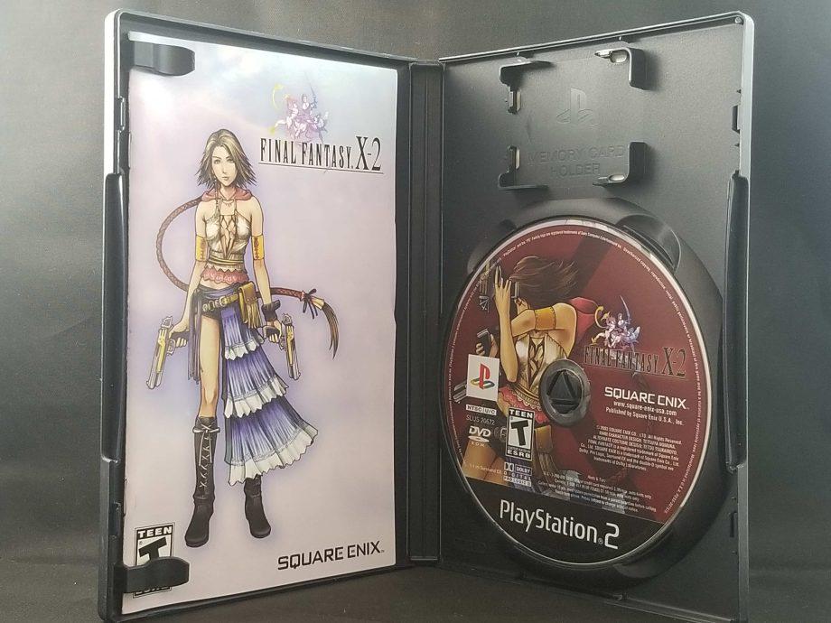 Final Fantasy X-2 Disc