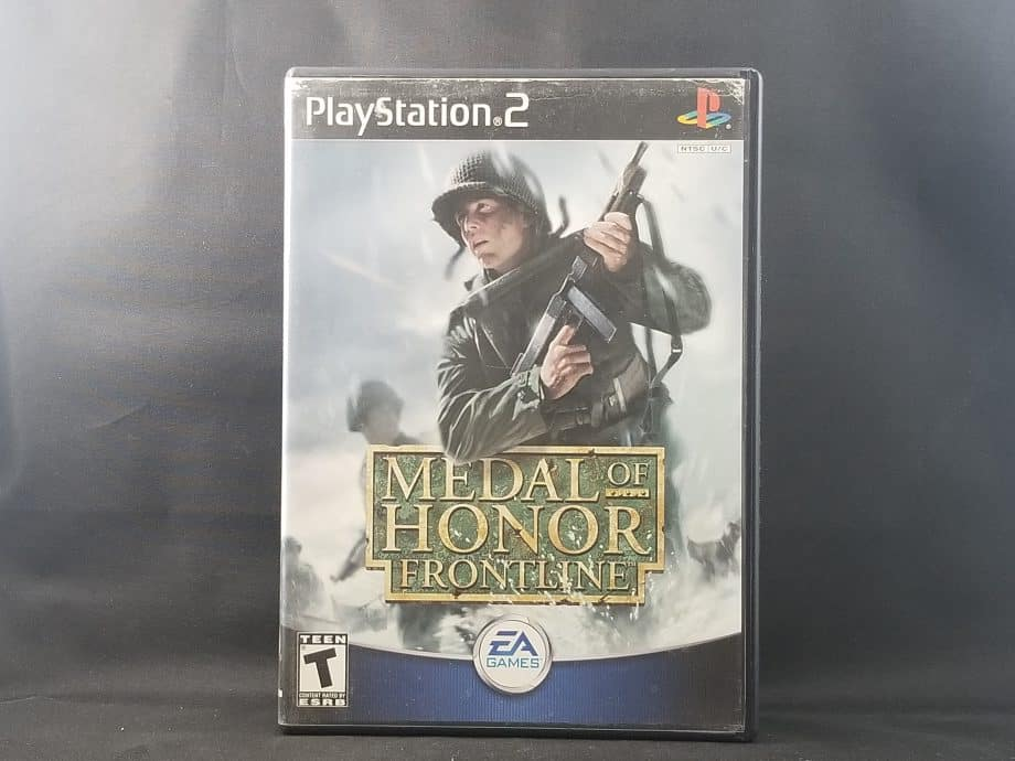 Medal Of Honor Frontline Front