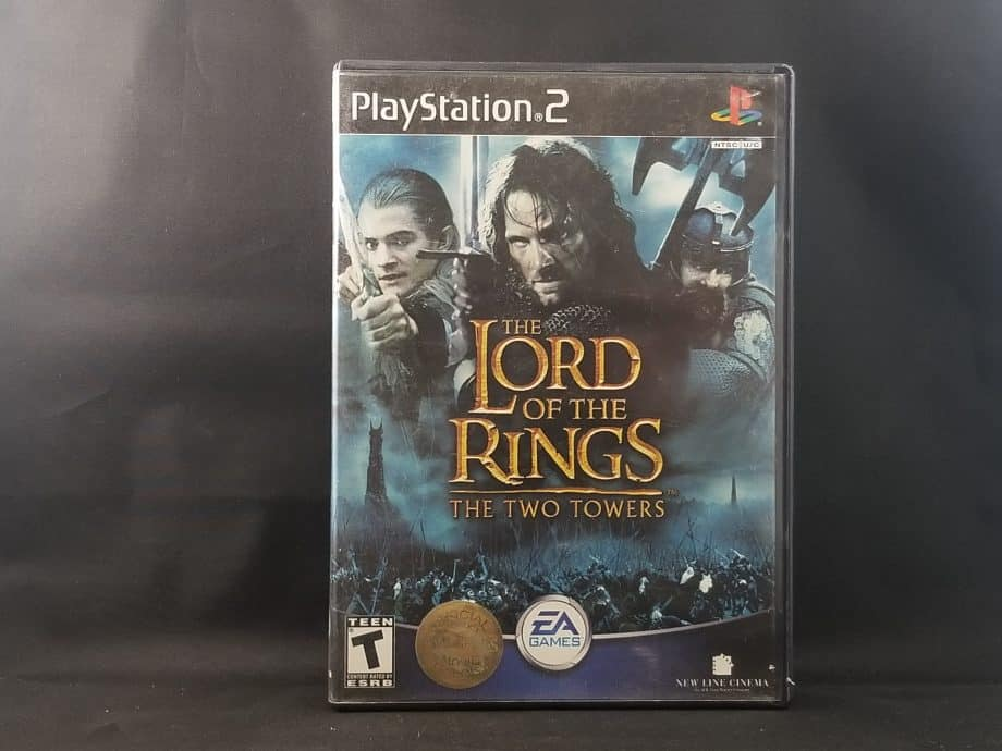 Lord Of The Rings Two Towers Front