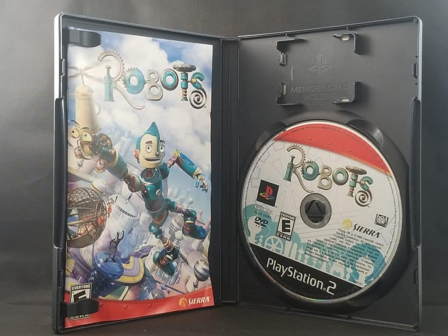 Robots Disc