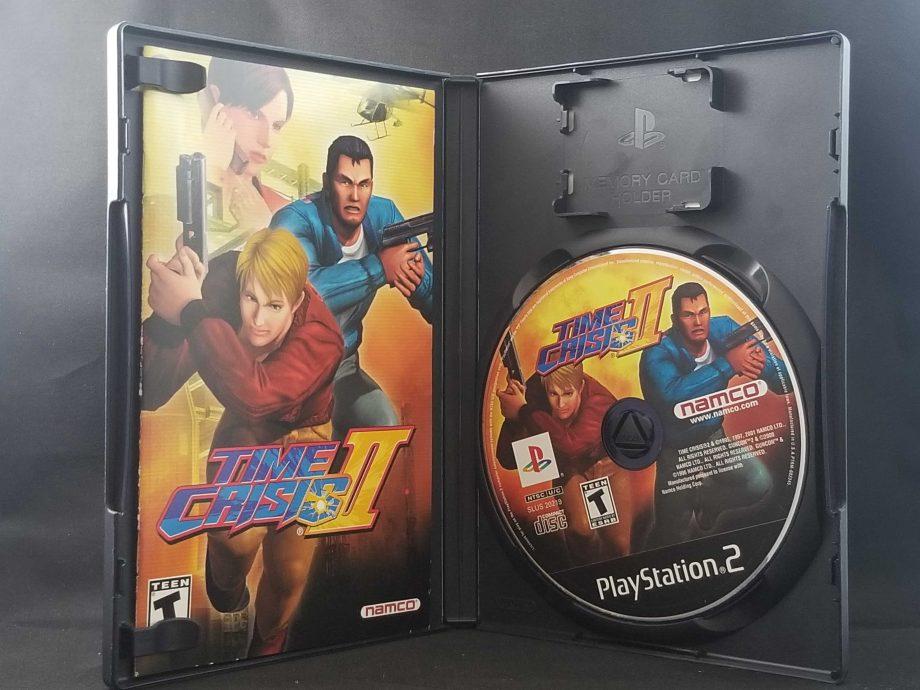 Time Crisis II Disc