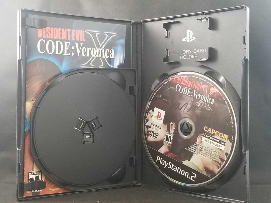 Resident Evil Code Veronica X Disc 2
