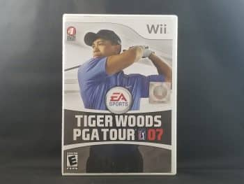 Tiger Woods 2007 Front