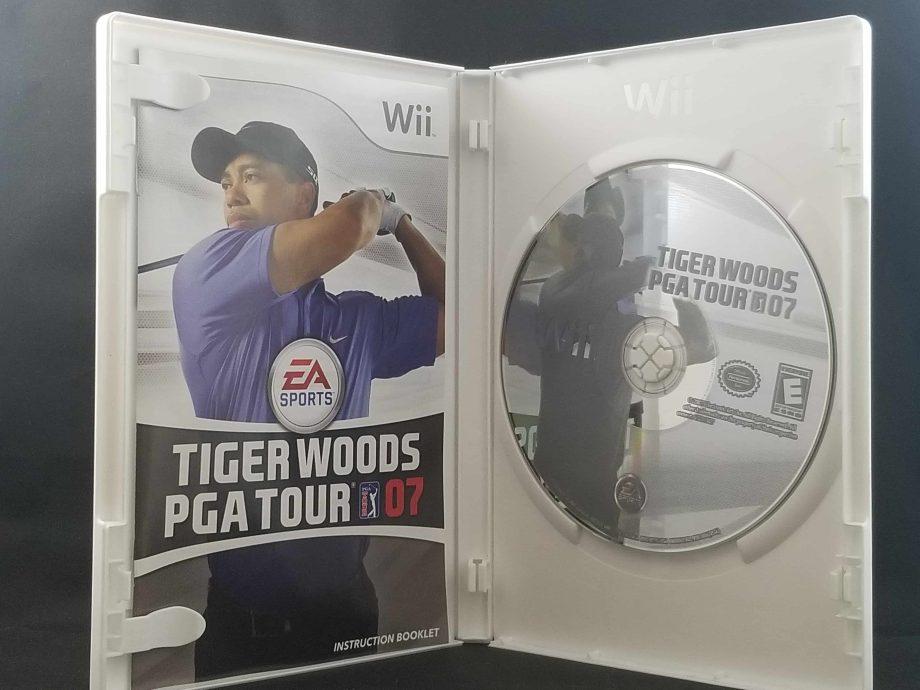 Tiger Woods 2007 Disc