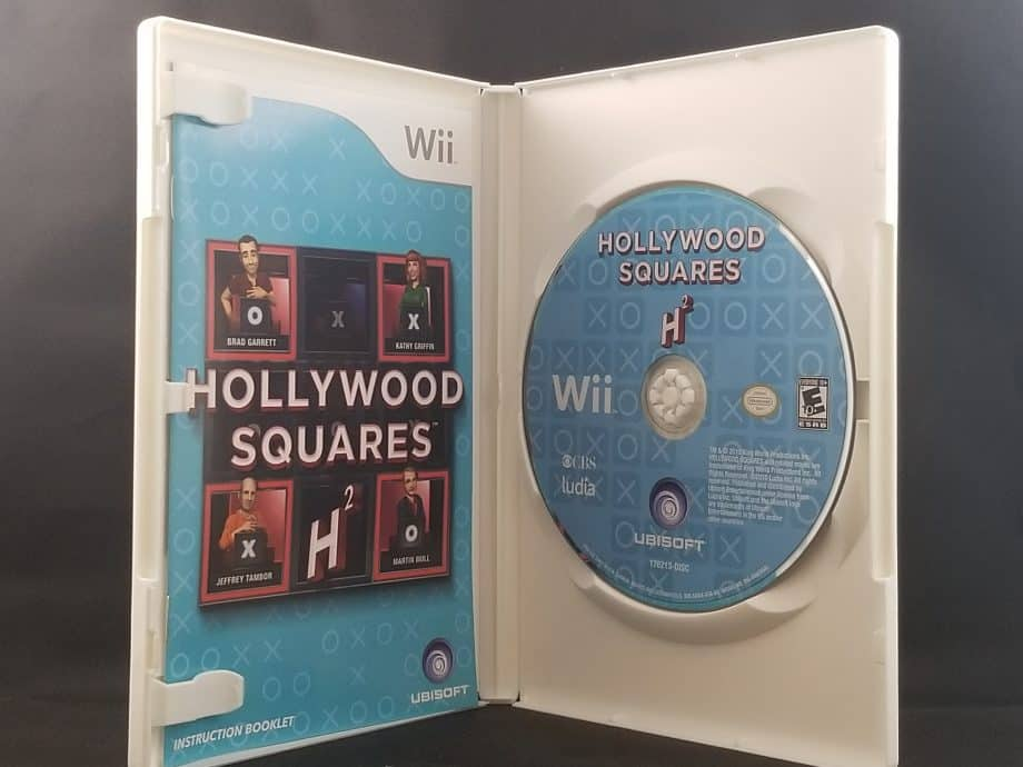 Hollywood Squares Disc