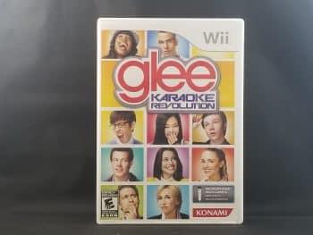 Karaoke Revolution Glee Front
