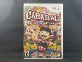 Carnival Games Front