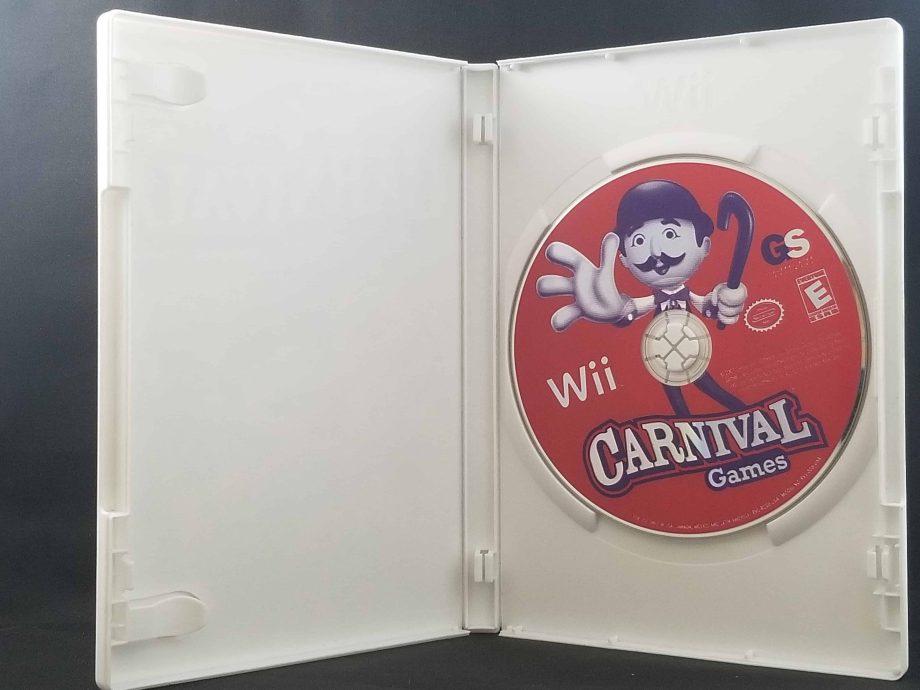 Carnival Games Disc
