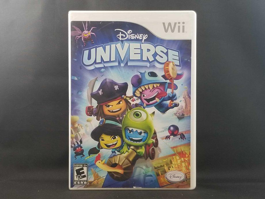 Disney Universe Front