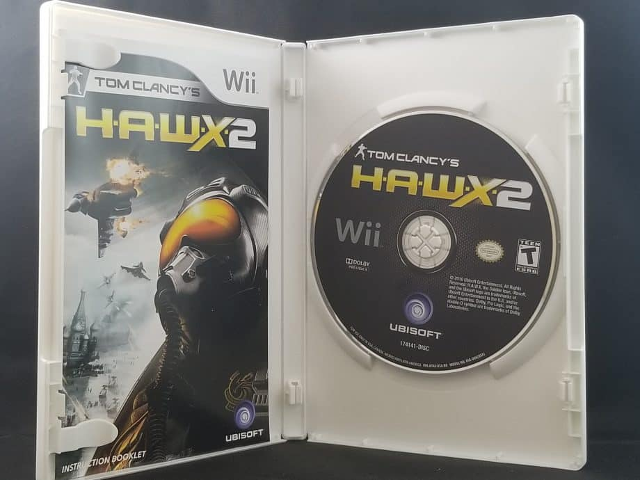 HAWX 2 Disc
