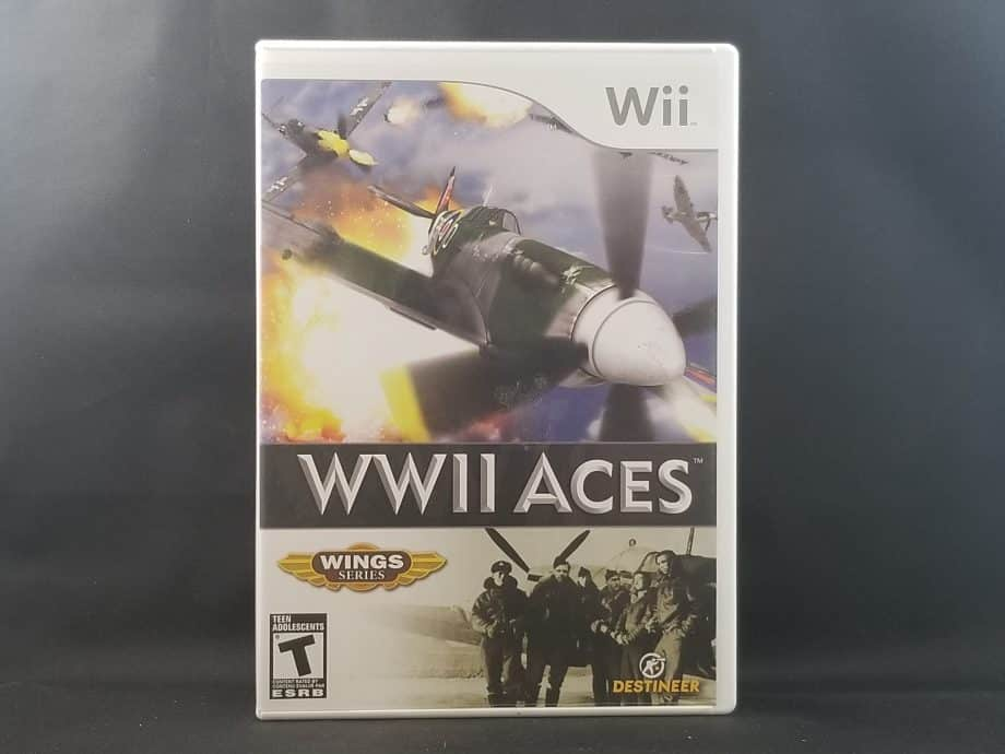 WWII Aces Front