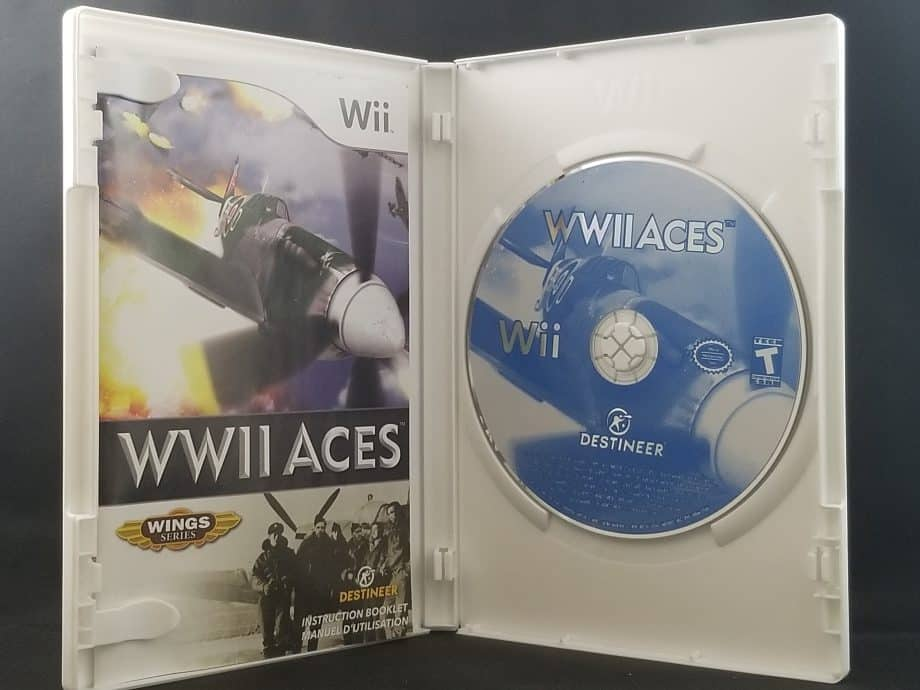 WWII Aces Disc