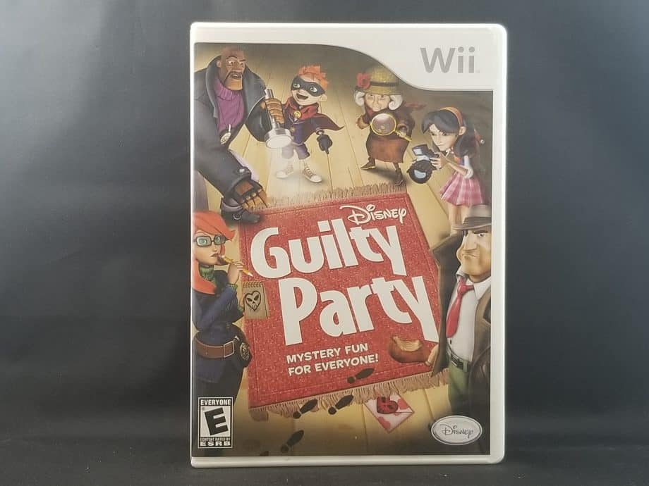 Guilty Party Front