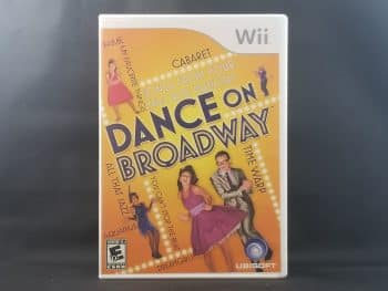 Dance On Broadway Front