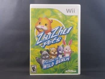 Zhu Zhu Pets 2 Featuring The Wild Bunch Front
