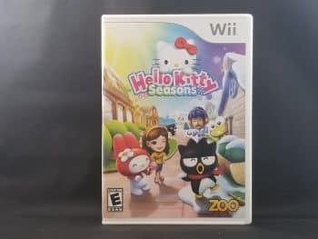 Hello Kitty Seasons Front