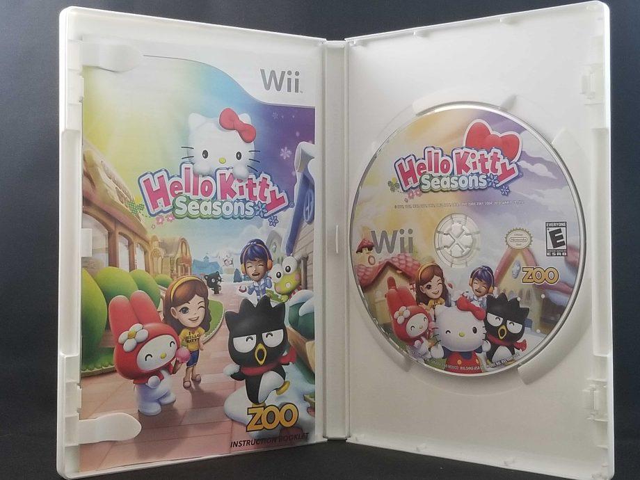 Hello Kitty Seasons Disc