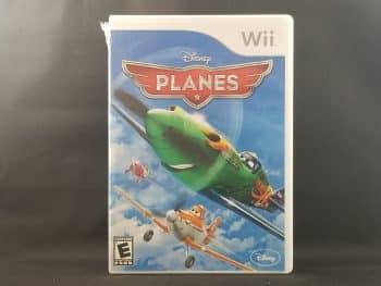 Disney Planes Front