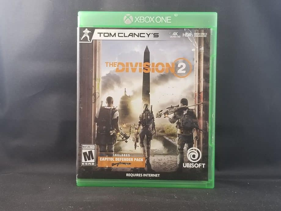 Tom Clancy's The Division 2 Front