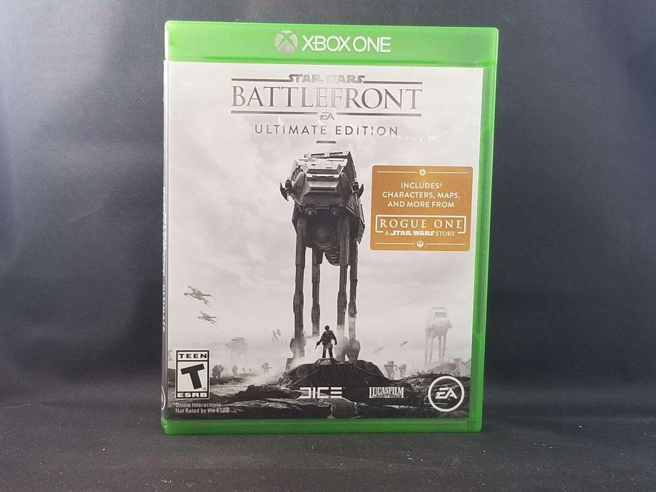 Star Wars Battlefront Ultimate Edition Front