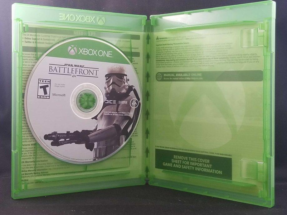 Star Wars Battlefront Ultimate Edition Disc