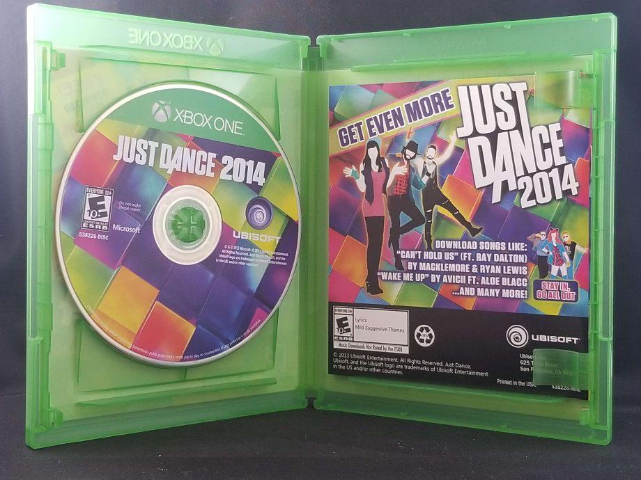 Just Dance 2014 Disc