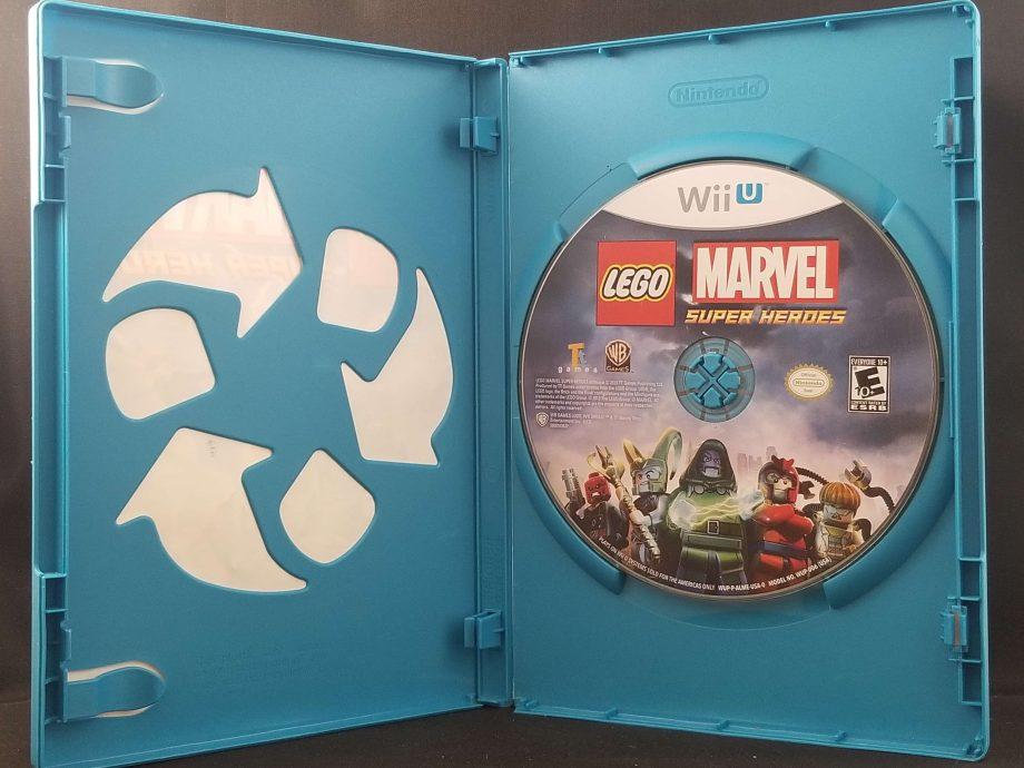 LEGO Marvel Super Heroes Disc