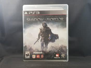 Middle Earth Shadow Of Mordor Front