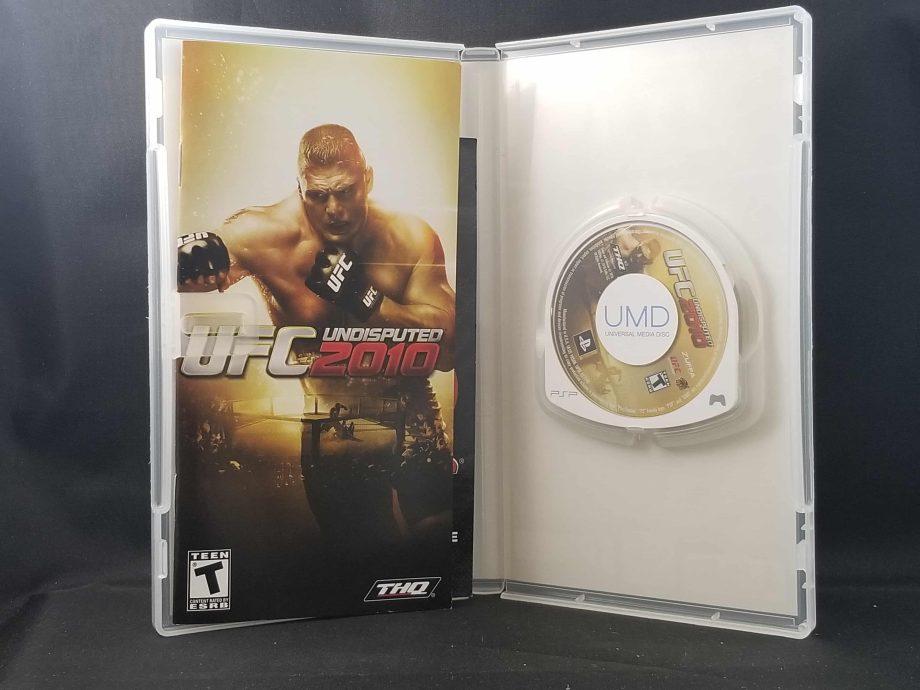 UFC Undisputed 2010 Disc