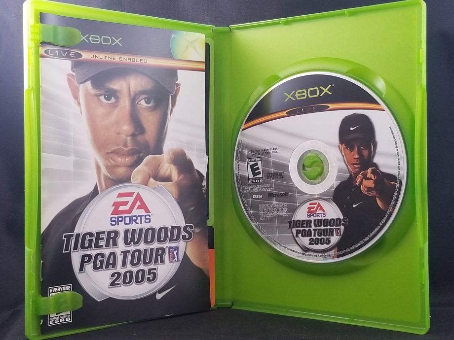 Tiger Woods PGA Tour 2005 Disc
