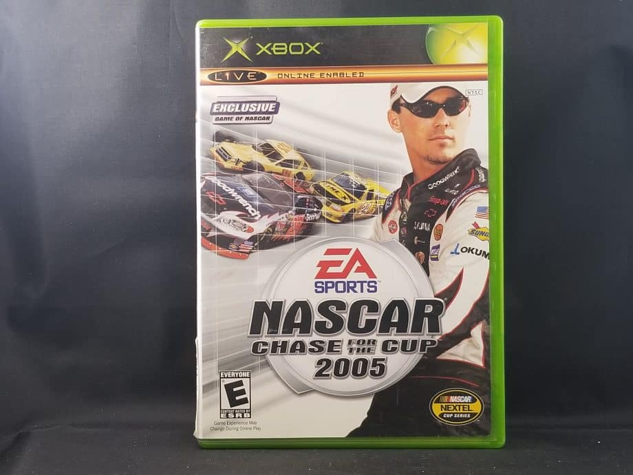 NASCAR Chase For The Cup 2005 Front