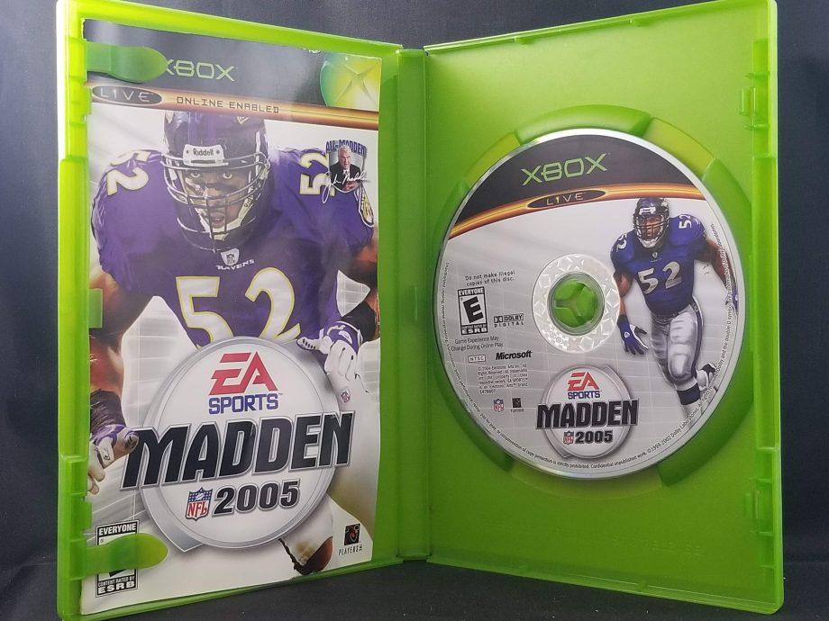 Madden 2005 Disc