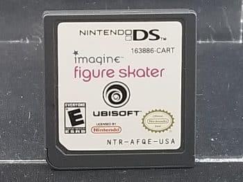 Imagine Figure Skater