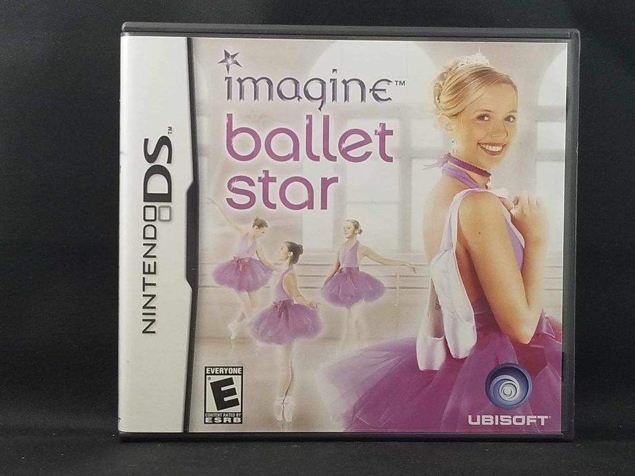 Imagine Ballet Star Front