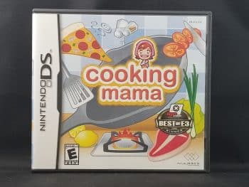 Cooking Mama Front