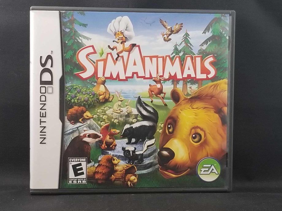 Sim Animals Front