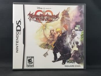 Kingdom Hearts 358/2 Days Front