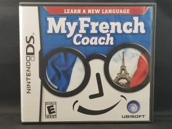My French Coach Front