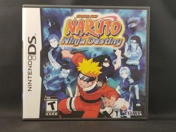 Naruto Ninja Destiny Front