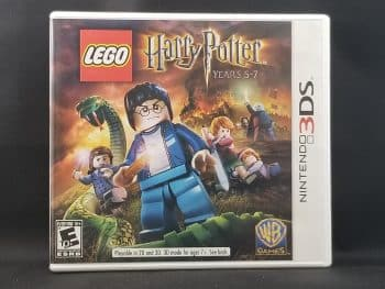 LEGO Harry Potter Years 5-7 Front