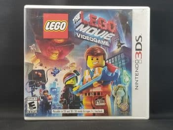 LEGO The Movie Videogame Front