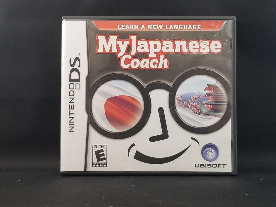 My Japanese Coach Front