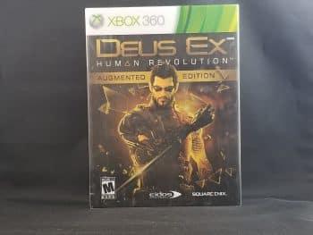 Deus Ex Human Revolution [Augmented Edition] Front