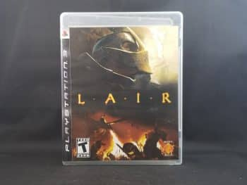 Lair Front