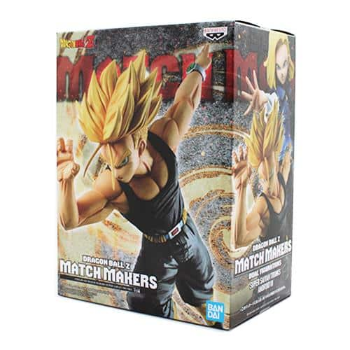 Dragon Ball Z Match Makers Super Saiyan Trunks Pose 1